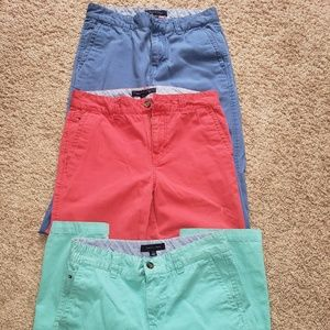3 pair of boys Tommy Hilfiger pants